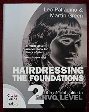 Hairdressing : The Foundations : The Official: Palladino Green Staff;