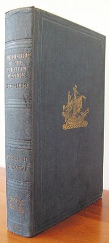 The History of the Tahitian Mission 1799-1830: Davies, John