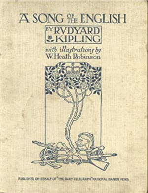 A song of the English; illustrated by: Kipling, Rudyard