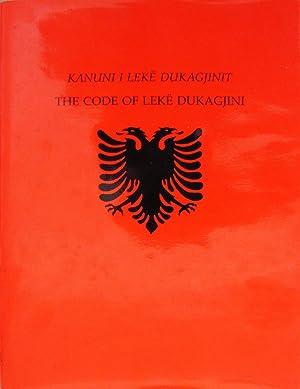 Kanuni i Lekë Dukagjinit / The Code: Dukagjini, Lekë