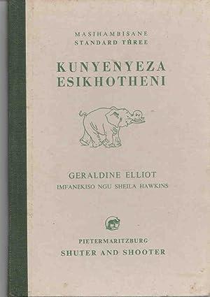 Kunyenyeza Esikhotheni: Elliot, Geraldine