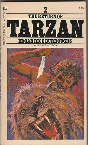 Return of Tarzan: Edgar Rice Burroughs
