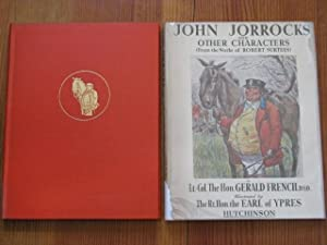 John Jorrocks and Other Characters From the: French, Lt-Col. The