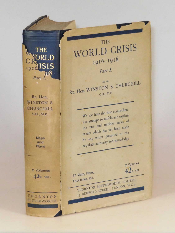 The World Crisis: 1916-1918, Part I Winston S. Churchill Hardcover