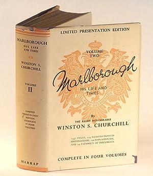 Marlborough: His Life and Times, Volume II,: Winston S. Churchill