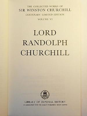 Lord Randolph Churchill: Winston S. Churchill