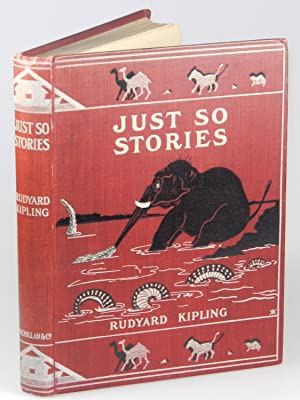 Just So Stories For Little Children: Rudyard Kipling (Author