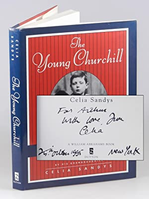 The Young Churchill, inscribed by the author