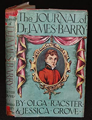 The Journal of Dr. James Barry, inscribed by the authors