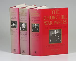 Winston S. Churchill, The Official Biography, The War Papers, Volume 1, At the Admiralty, Septemb...