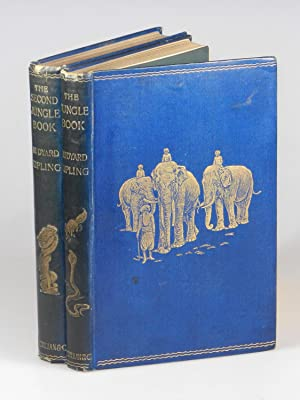 The Jungle Book and The Second Jungle Book previously owned by Churchill's friend and publisher, ...