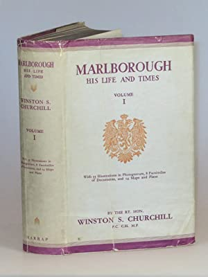 Marlborough: His Life and Times, Volume I