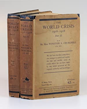 The World Crisis: 1916-1918, Parts I & II
