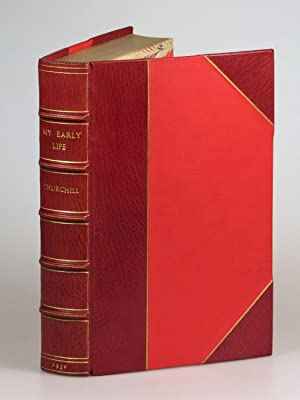 My Early Life, finely bound by Bayntun-Riviere