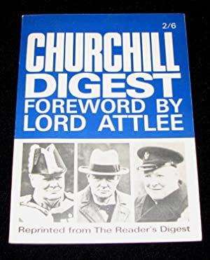 Churchill Digest: With a Foreword