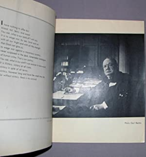 Winston Churchill Prime Minister: Some Excerpts from Wartime Speeches: Winston S. Churchill