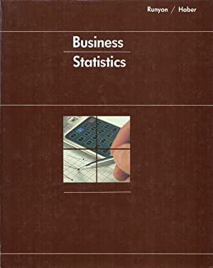 Business Statistics: Runyon, Richard P