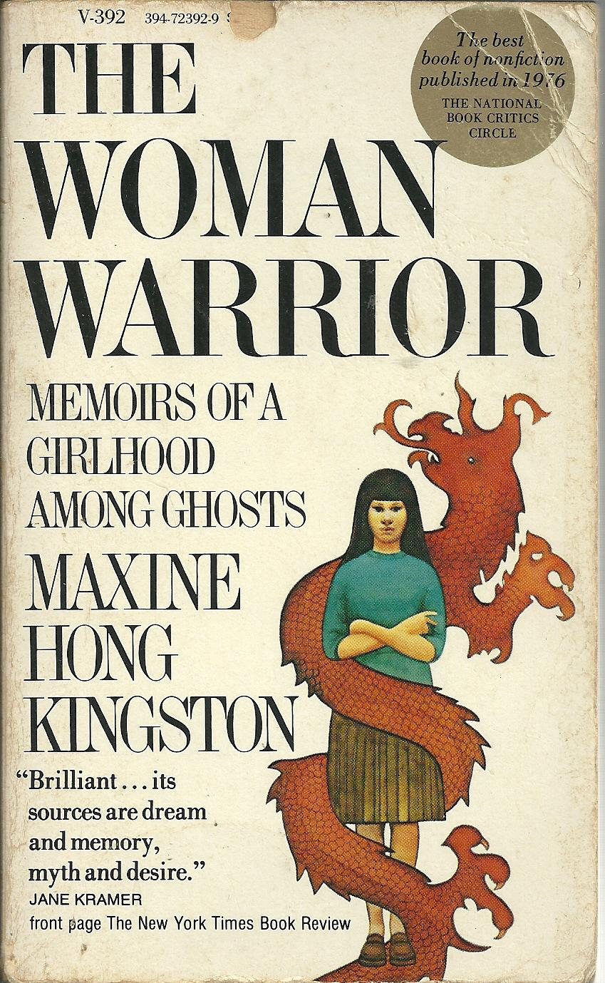 the woman warrior memoirs of a girlhood among ghosts summary