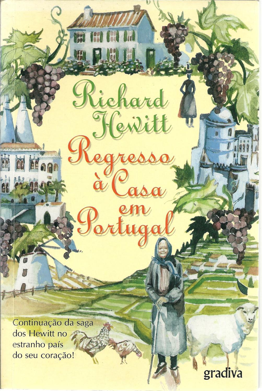 REGRESSO À CASA EM PORTUGAL - HEWITT, Richard