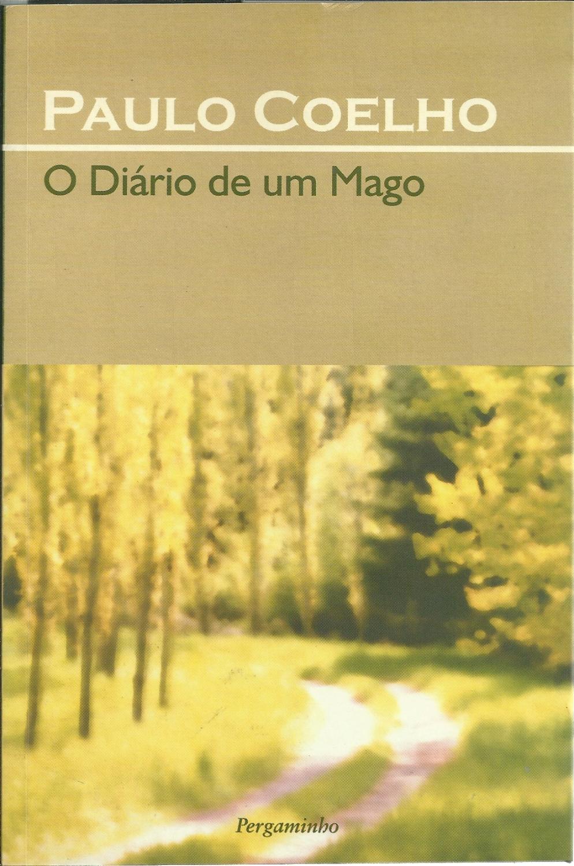 DIÁRIO DE UM MAGO - COELHO, Paulo