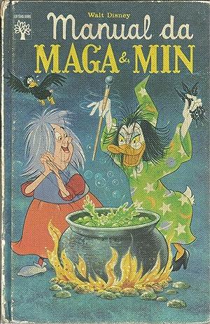 MANUAL DA MAGA & MIN: DISNEY, Walt