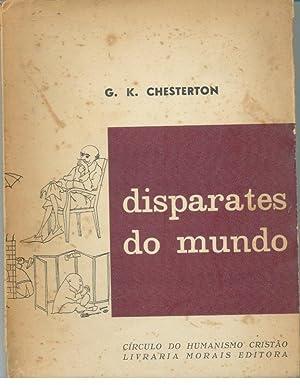 DISPARATES DO MUNDO: CHESTERTON, G. K.