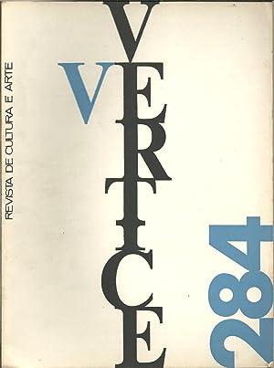 VÉRTICE Revista de Cultura e Arte Volume: REVISTA