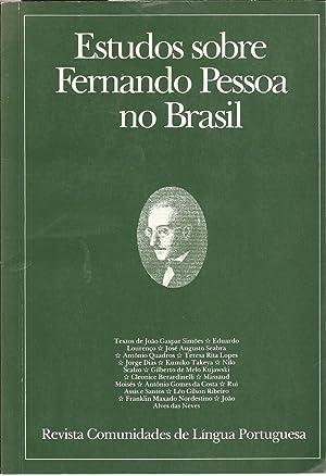 ESTUDOS SOBRE FERNANDO PESSOA NO BRASIL: VV.AA