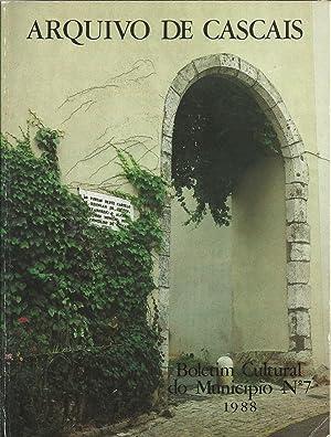 ARQUIVO DE CASCAIS: Boletim Cultural do Município