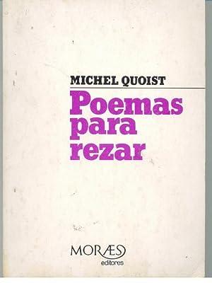 POEMAS PARA REZAR: QUOIST, Michel