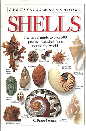 SHELLS: The visual guide to over 500 species of seashell from around the world