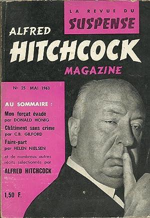 ALFRED HITCHCOCK MAGAZINE. LA REVUE DU SUSPENSE