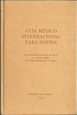 GUIA MÉDICO INTERNACIONAL PARA NAVIOS: Compreendendo a Farmácia de Bordo e a Sec&...
