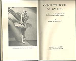 COMPLETE BOOK OF BALLETS