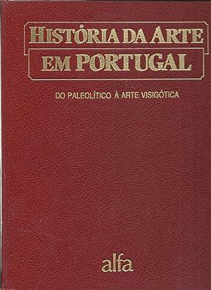 HISTÓRIA DA ARTE EM PORTUGAL: VV.AA