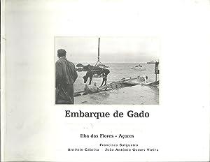 EMBARQUE DE GADO: Porto de Santa Cruz: SALGUEIRO & CABRITA