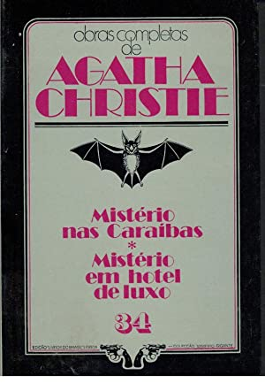 MISTÉRIO NAS CARAÍBAS - MISTÉRIO EM HOTEL: CHRISTIE, Agatha (1890-1976)