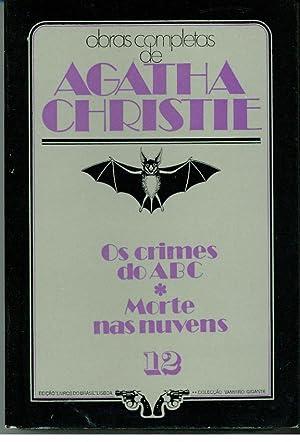 OS CRIMES DO ABC - MORTE NAS: CHRISTIE, Agatha (1890-1976)