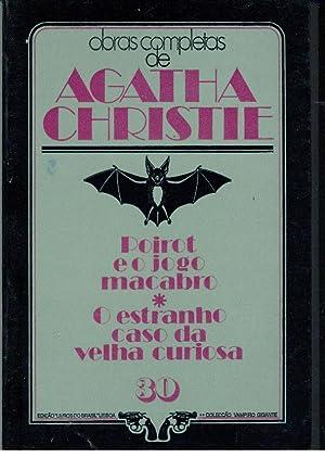 POIROT E O JOGO MACABRO - O: CHRISTIE, Agatha (1890-1976)