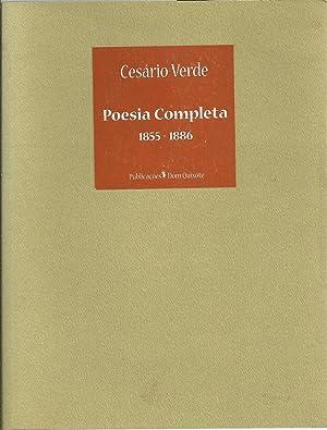 POESIA COMPLETA 1855-1886: VERDE, Cesário
