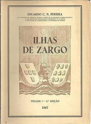 ILHAS DE ZARGO: PEREIRA, Eduardo C.