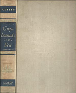 GREYHOUNDS OF THE SEA. THE STORY OF THE AMERICAN CLIPPER SHIP