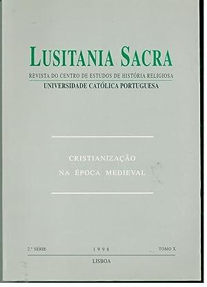 LUSITANIA SACRA. Revista do Centro de Estudos: REVISTA