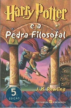 HARRY POTTER E A PEDRA FILOSOFAL: ROWLING, J. K.