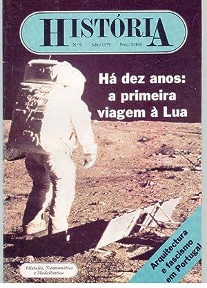 HISTÓRIA Nº 9. Julho de 1979: REVISTA