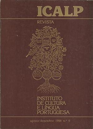 ICALP - INSTITUTO DE CULTURA E LÍNGUA: REVISTA