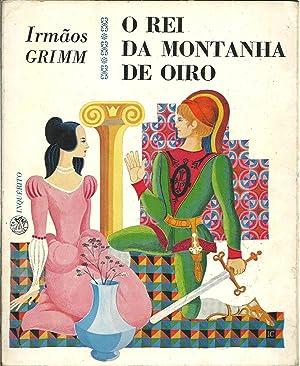 O REI DA MONTANHA DE OIRO: GRIMM, Irmãos