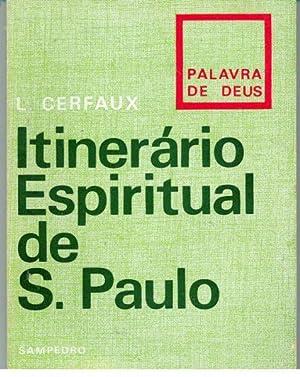 ITINERÁRIO ESPIRITUAL DE S. PAULO: CERFAUX, L.