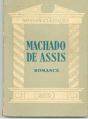 MACHADO DE ASSIS: CORÇÃO, Gustavo