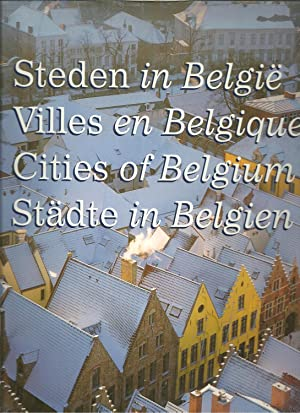 STEDEN IN BELGIË / VILLES EN BELGIQUE / CITIES OF BELGIUM / STÄDTE IN BELGIEN